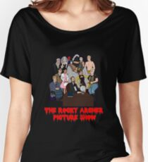 The Rocky Archer Picture Show Women's Relaxed Fit T-Shirt