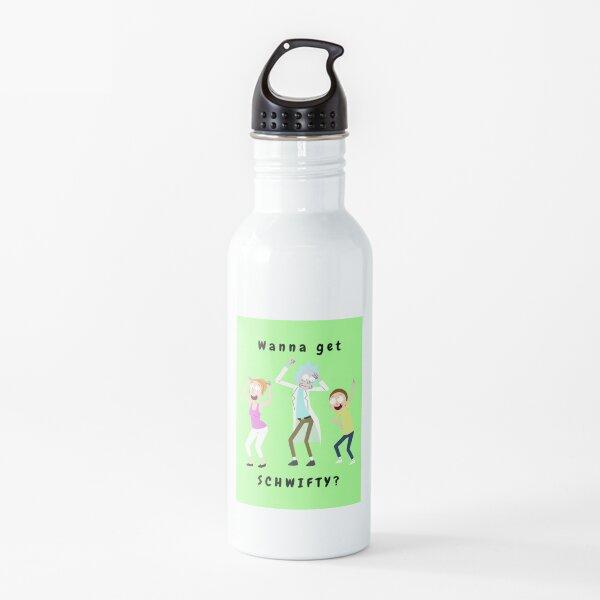 Wanna Get Schwifty? Water Bottle