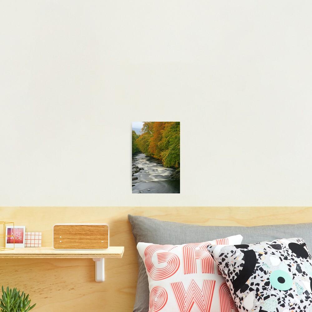 River Dochart, Killin Photographic Print