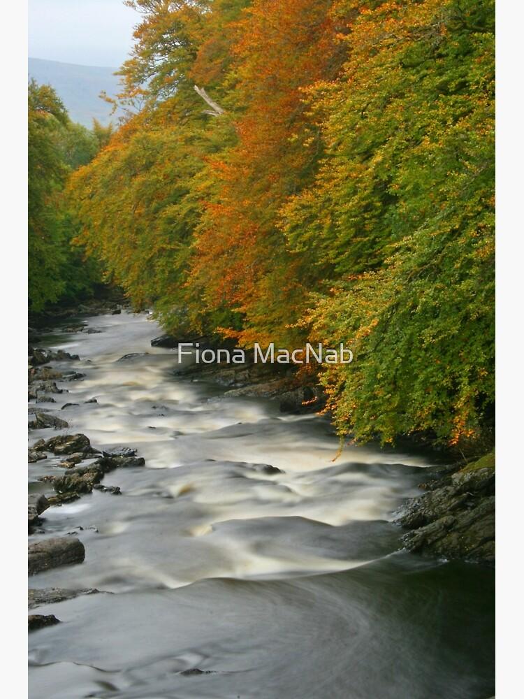 River Dochart, Killin by orcadia