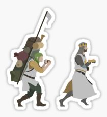 King Arthur Sticker