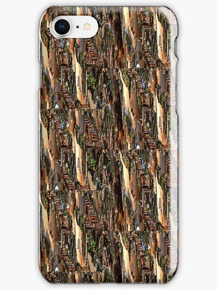 Colour of Nature iPhone Case by Cecily McCarthy