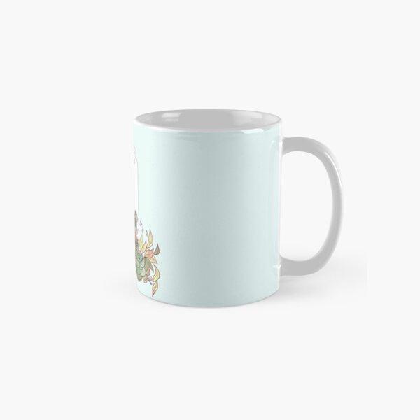 Re-tail Terrarium Sticker Classic Mug