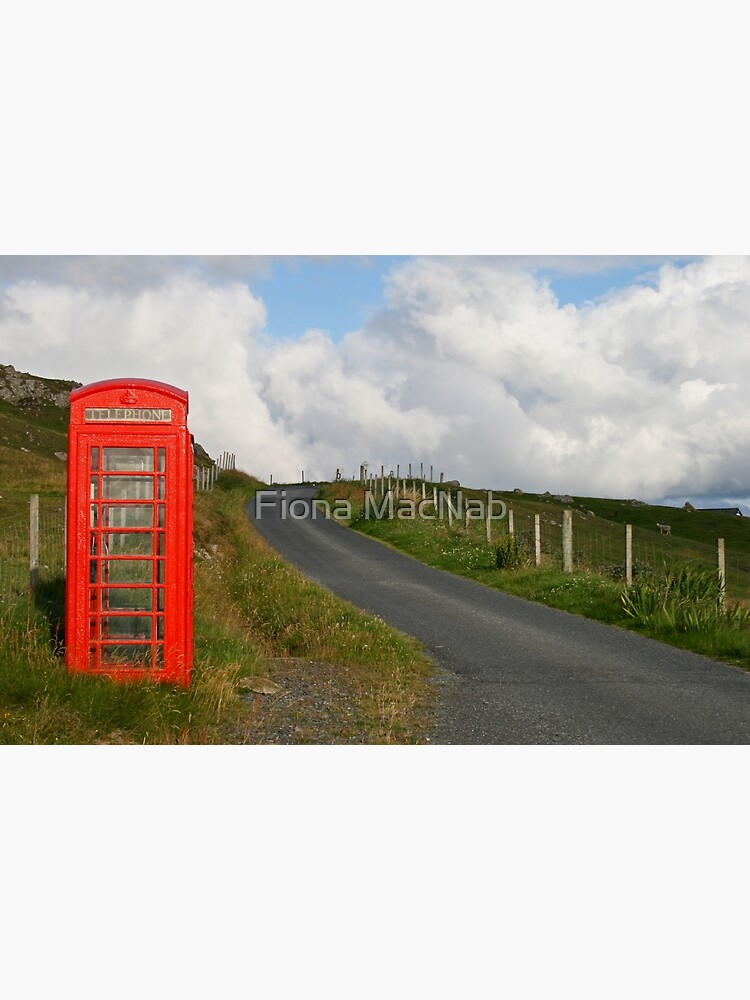 Phone box by orcadia