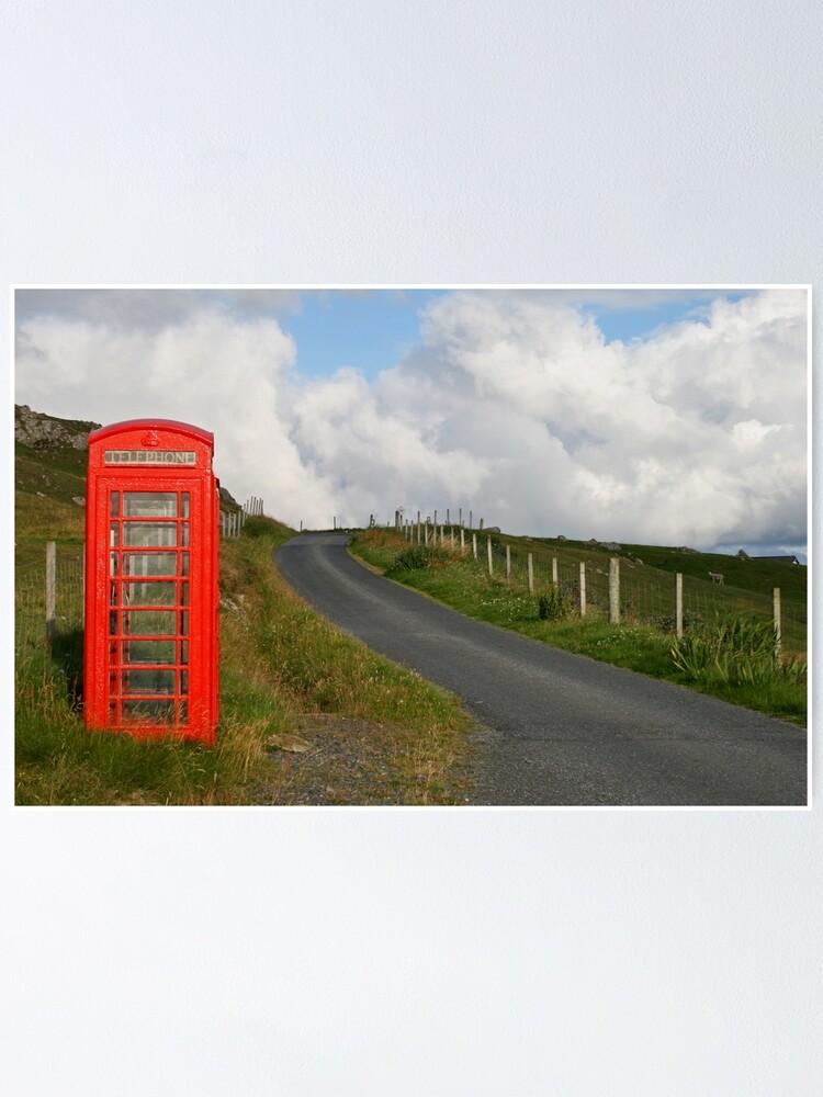 Alternate view of Phone box Poster