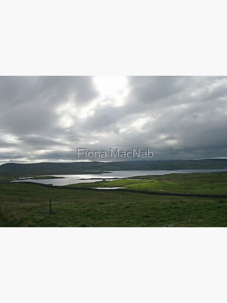 Light on the Land, Shetland by orcadia