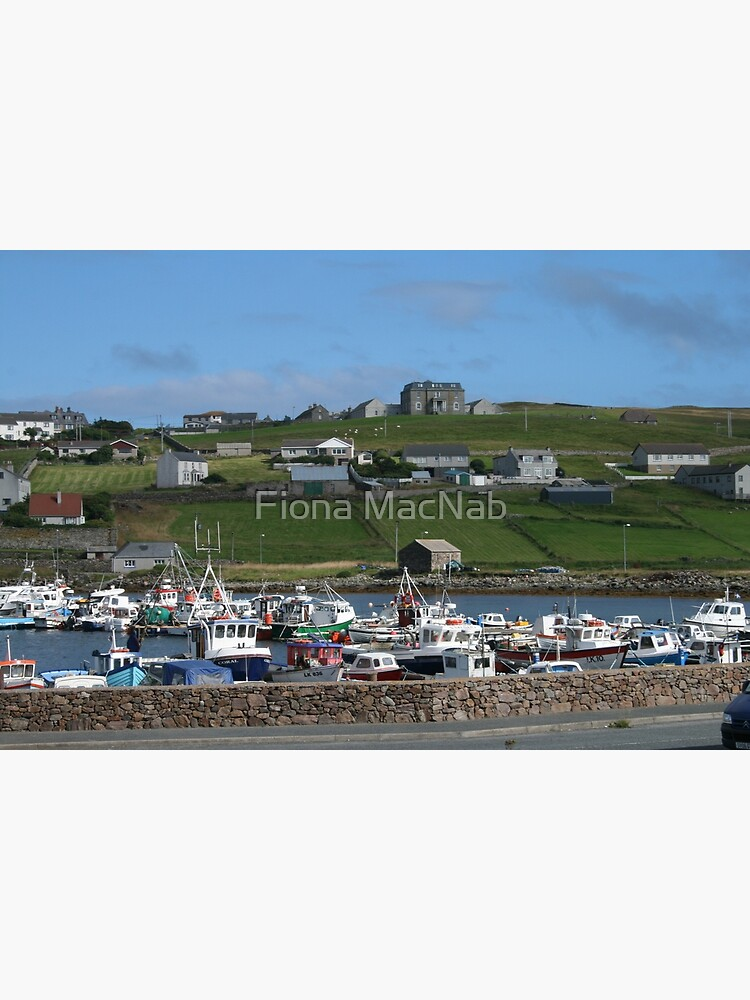 Symbister, Whalsay by orcadia