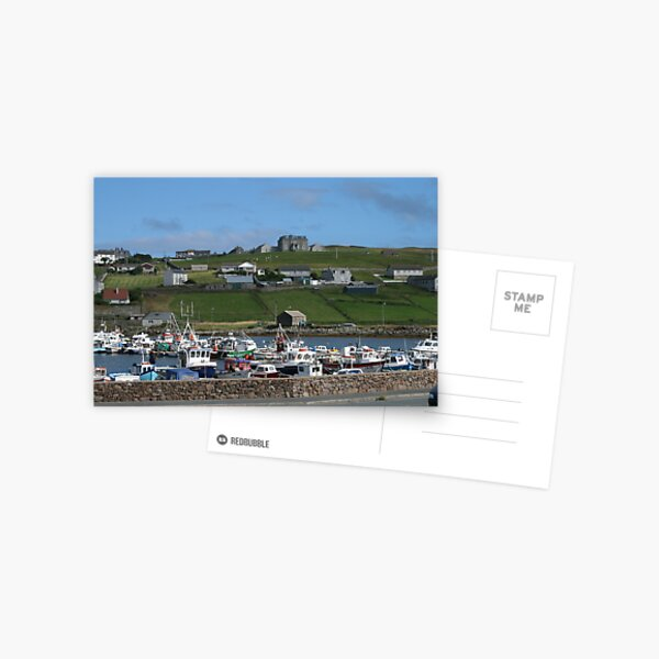 Symbister, Whalsay Postcard