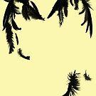 Broken Wings Castiel by Ryleh-Mason