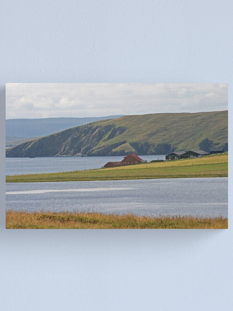 Alternate view of Shetland Canvas Print