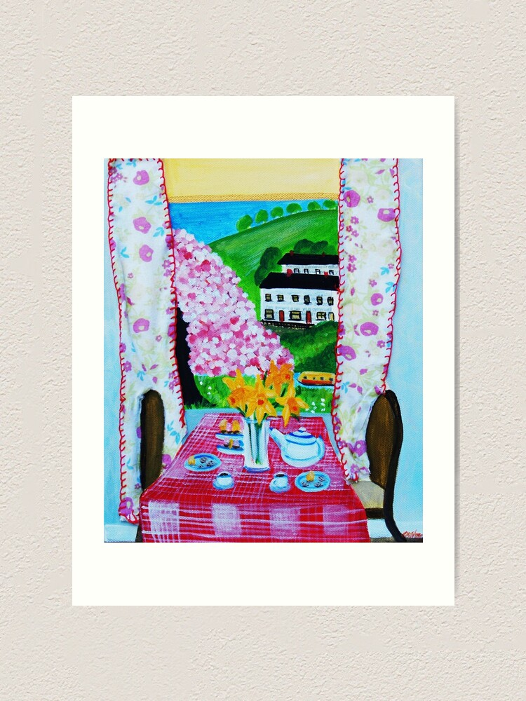Alternate view of Spring has come Art Print