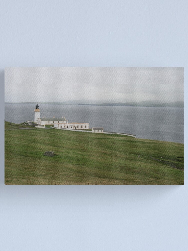 Alternate view of Bressay Lighthouse Canvas Print