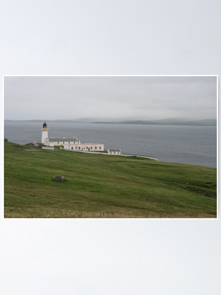 Alternate view of Bressay Lighthouse Poster