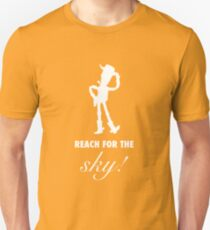 Toy Story Woody Reach For The Sky Unisex T-Shirt