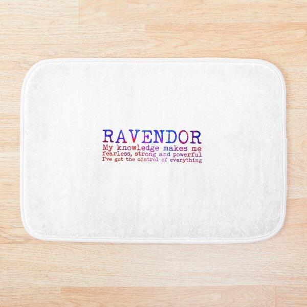 Ravendor Quote Bath Mat