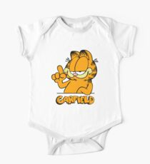 Garfield Presents Funny One Piece - Short Sleeve