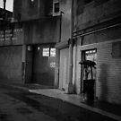 Romance in the Rain - Chinatown - New York City by Vivienne Gucwa