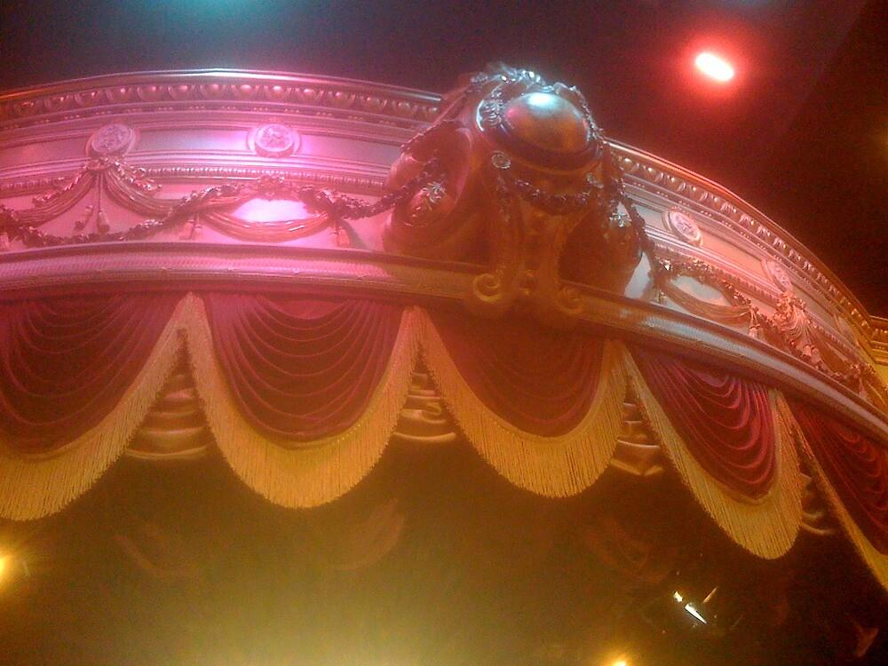 Theatre Decor by Mark Roon-Reitmeier