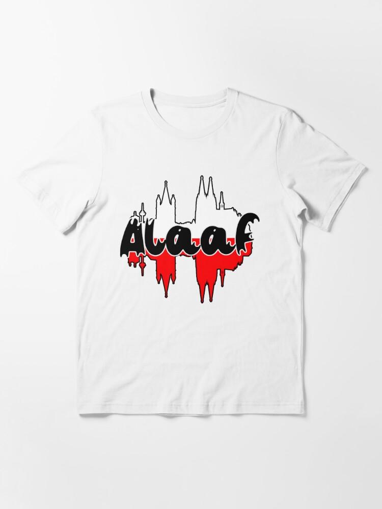 Alternative Ansicht von Alaaf Essential T-Shirt