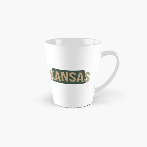 Copy of State of Kansas Tall Mug