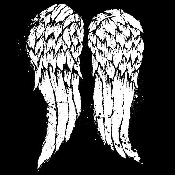 Daryl Dixon Wings by GeekyAlliance