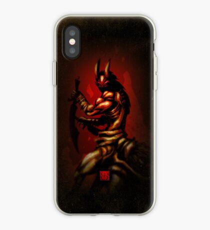 The Horror - ArachnoDemon iPhone Case