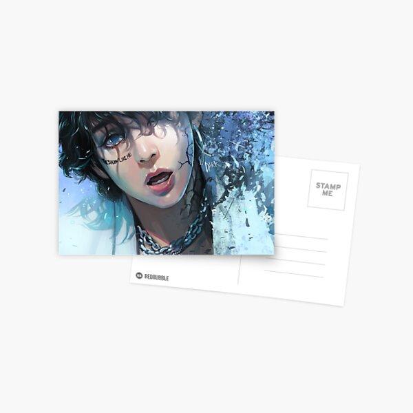 V- THE SHADOW LIKE ME Postcard