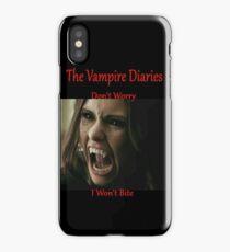 The Vampire Diaries - Elena - Katherine - (Designs4You) iPhone Case/Skin