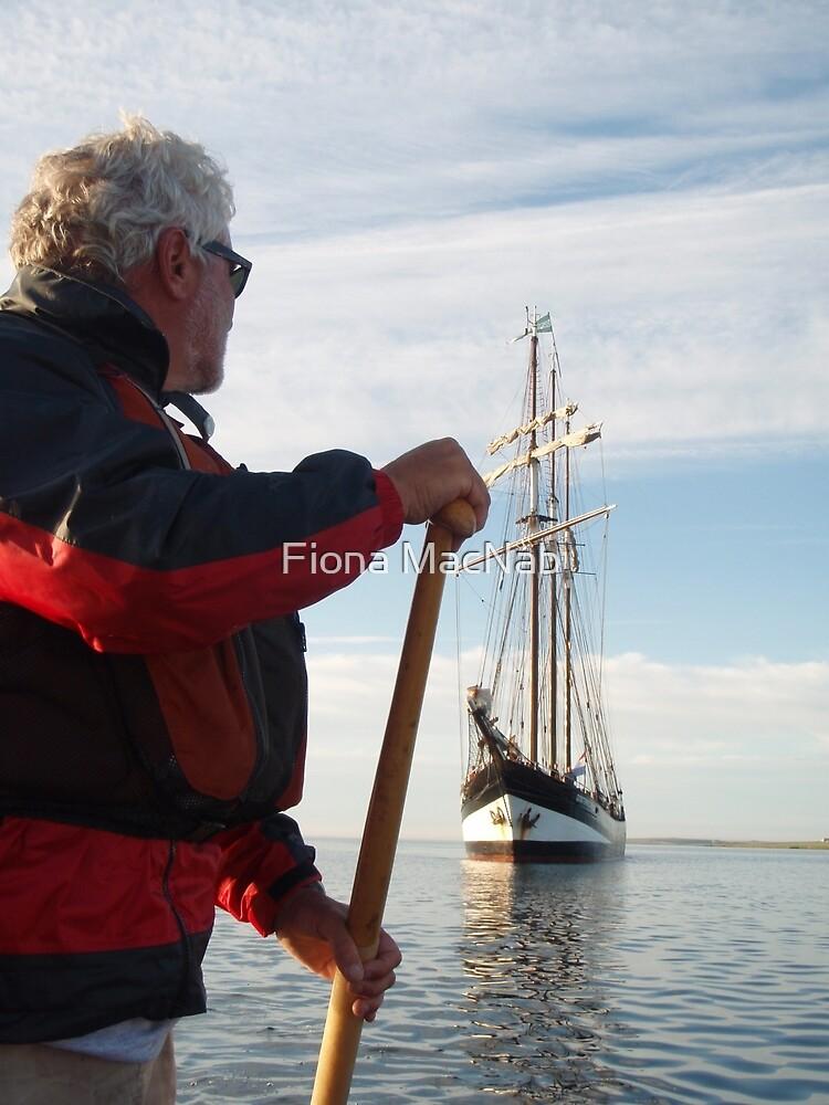Sailing Tall by orcadia