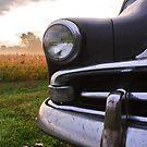 Close up of the old car by katievphotos