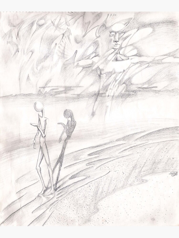 Shore (Drawing for Shoreline) by dajson