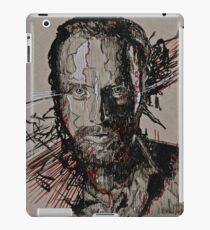 Rick Grimes The Walking Dead iPad Case/Skin