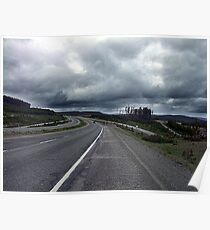 Long Road Ahead Poster