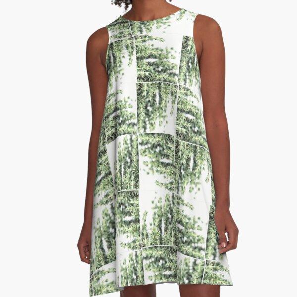 Thyme A-Line Dress