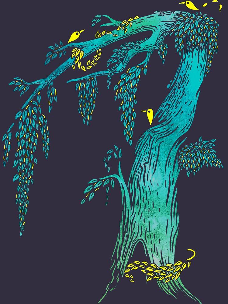 Tree Birds | Unisex T-Shirt