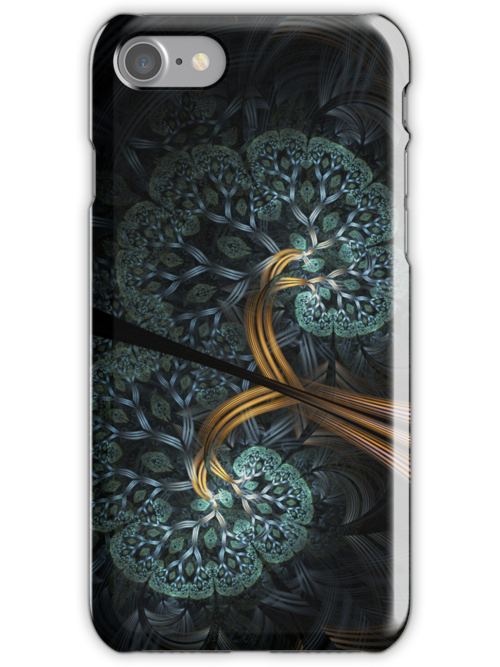 Tree of Faith ~ iphone case by Fiery-Fire