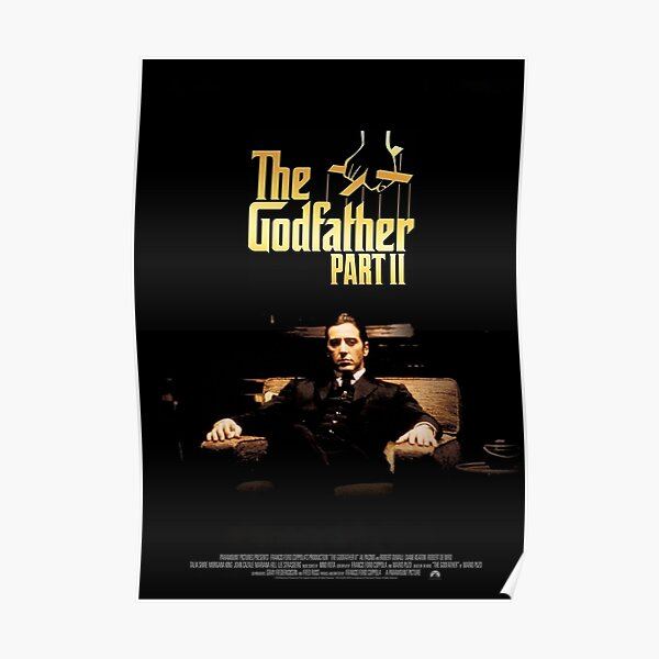 THE GODFATHER 2 Poster
