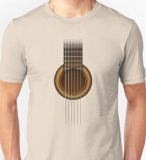 Full Guitar  T-Shirt