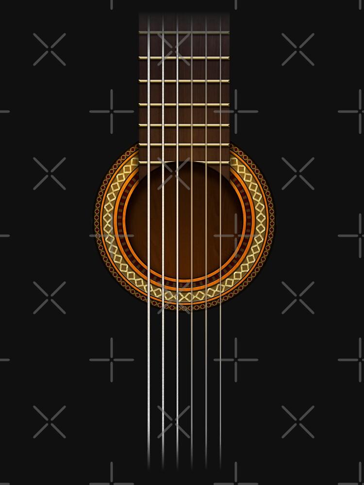 Full Guitar  | Unisex T-Shirt