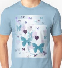 """""""Fill Your Heart with Love & Joy ..."""" Unisex T-Shirt"""