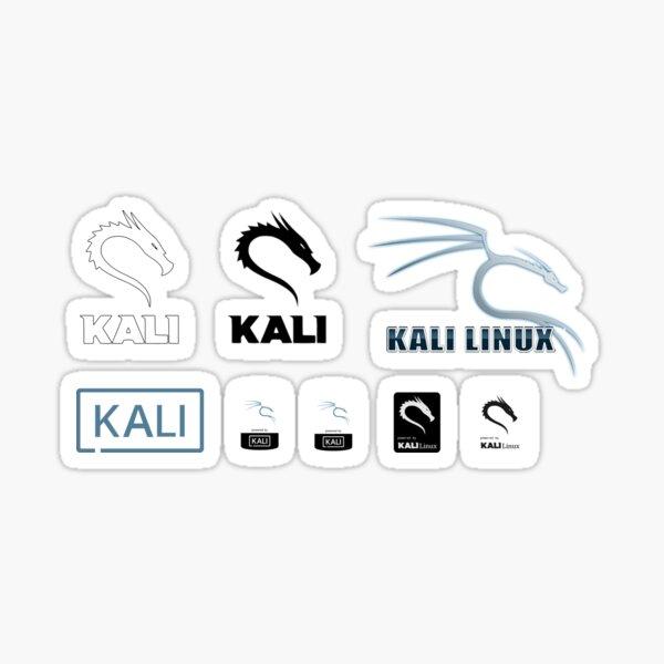 Kali Linux sticker pack Sticker