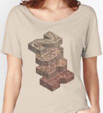Zork Women's Relaxed Fit T-Shirt
