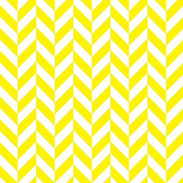 Yellow Offset Chevrons by ImageNugget