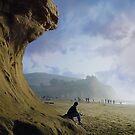 San Gregorio State Beach by BMV1
