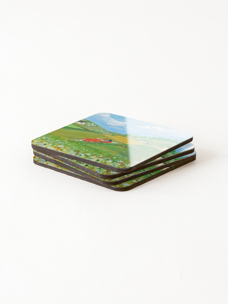Alternate view of DayTripper Coasters (Set of 4)