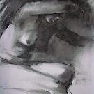 Charcoal sketch by Kathylowe