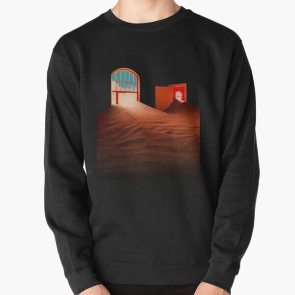 The Slow Rush Tame Impala Album Cover Cutout Extended Shirt  Pullover Sweatshirt
