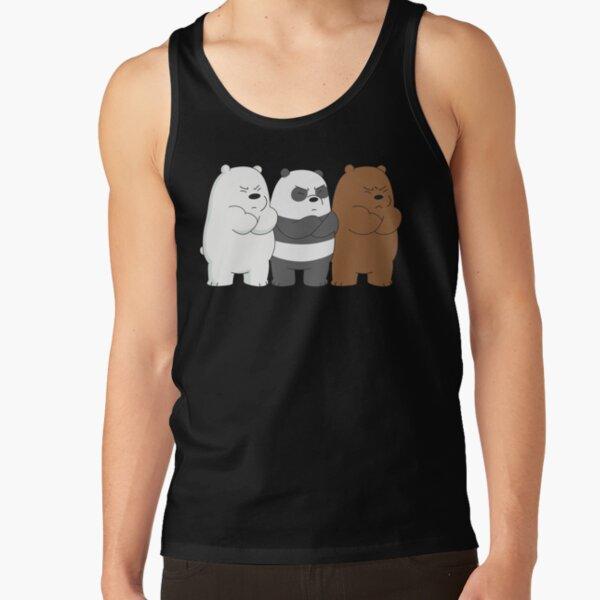 We Bare Bears Tank Top
