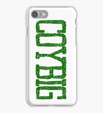 COYBIG Irish Team iPhone Case/Skin