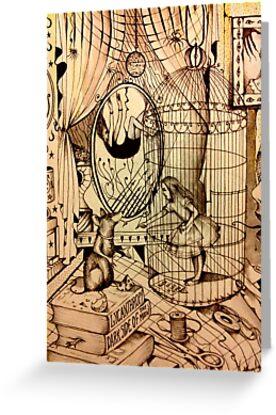 Of Mice And Moon by John Dicandia ( JinnDoW )